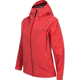 Peak Performance Northern - Veste Femme - rose